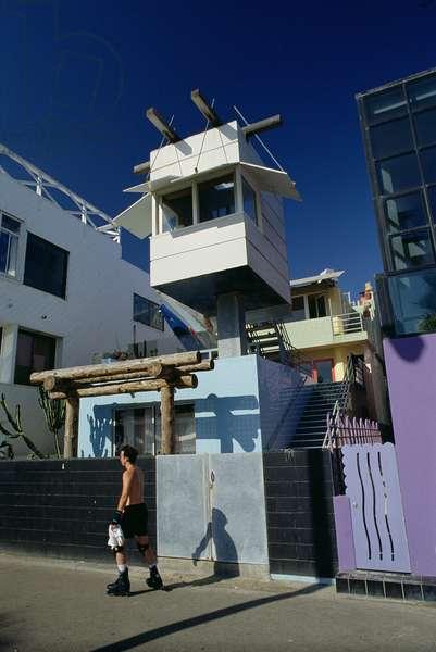 Venice Beach House, 1986 (photo)