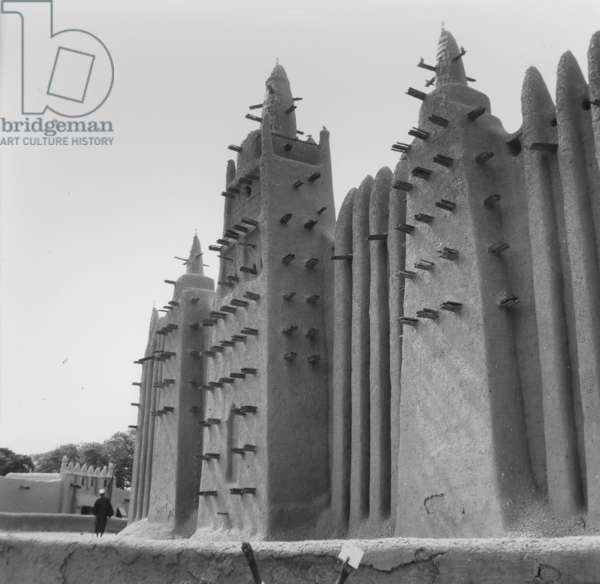 The Great mosque at Djenne