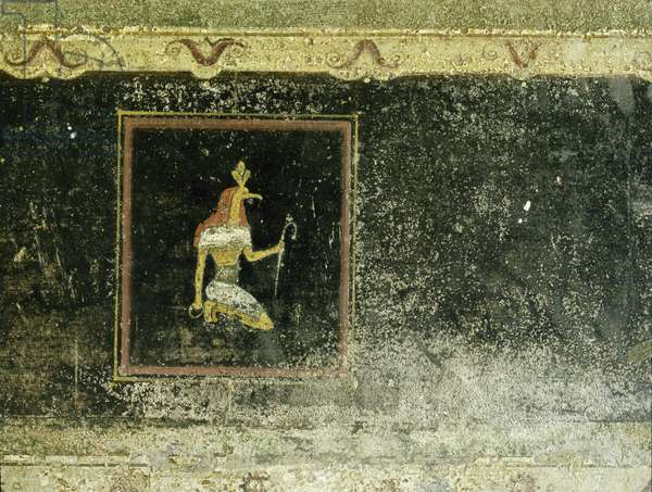 Fresco from the Villa of the Mysteries
