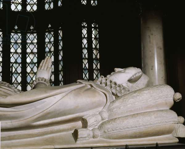 Westminster Abbey, Tomb of Mary, Queen of Scots