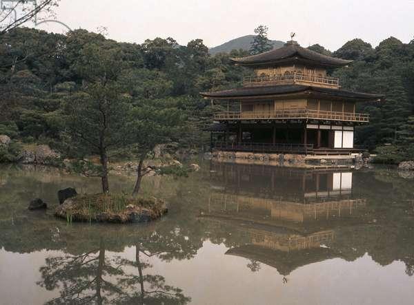 Kinkaku-ji, the Temple of the Golden Pavilion, Kyoto