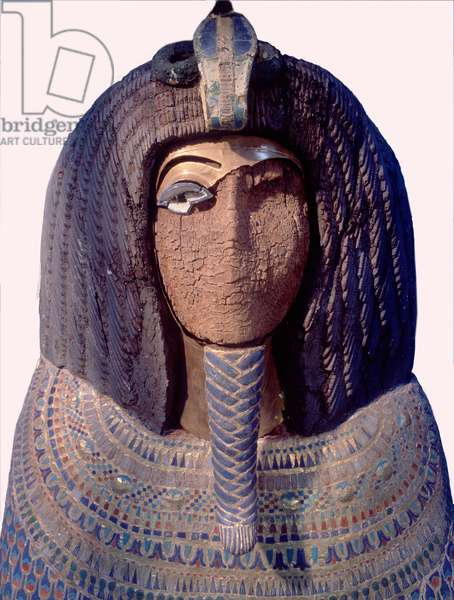 Coffin from the tomb KV55