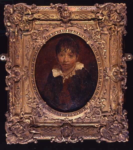 Hartley Coleridge as a Boy, 1806 (oil on canvas)
