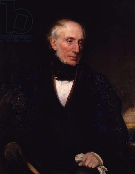 William Wordsworth, 1840 (oil on canvas)