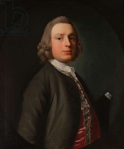 Timothy Goodwin, c.1749 (oil on canvas)