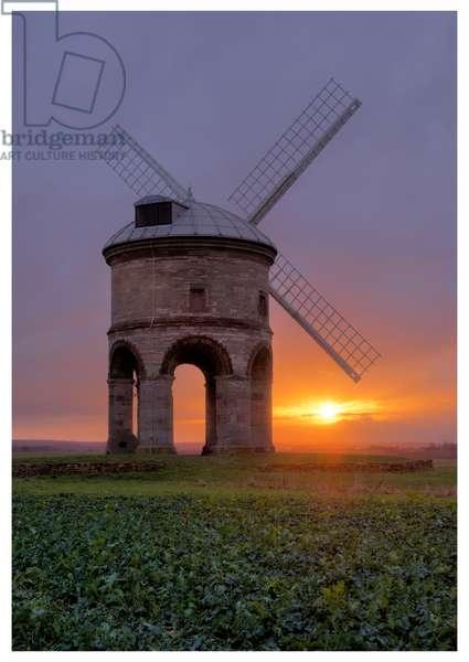 Chesterton Windmill, Chesterton, Warwickshire (photo)
