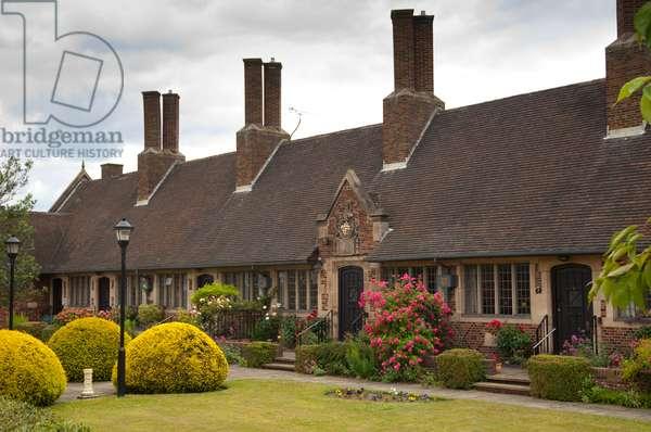 Coleshaven Cottages, Coleshill, Warwickshire, 2011 (photo)