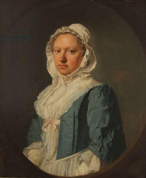 Abigail Ward, c.1749 (oil on canvas)