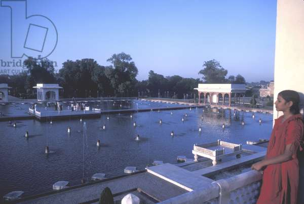 View of Shalimar Gardens (photo)