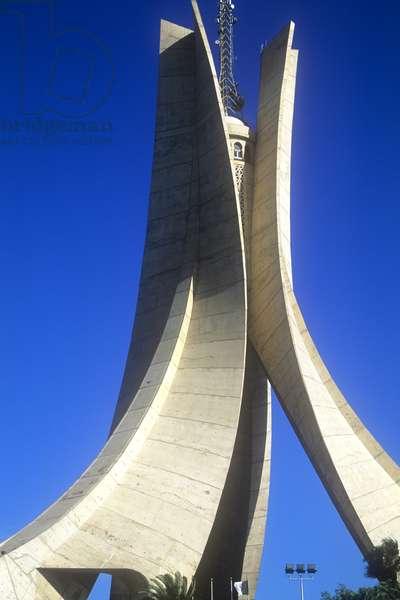 Martyrs' Memorial, Algiers (photo)