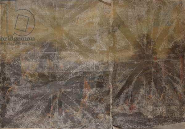 Battle of the Boyne (oil on canvas)