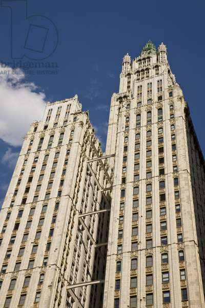 Woolworth Building (photo)