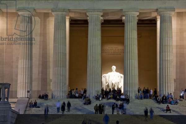 Lincoln Memorial (photo)
