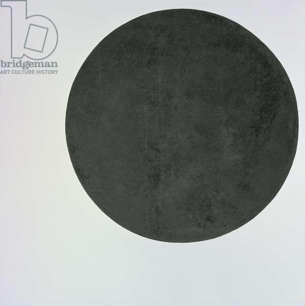 Black Circle, c.1923 (oil on canvas)