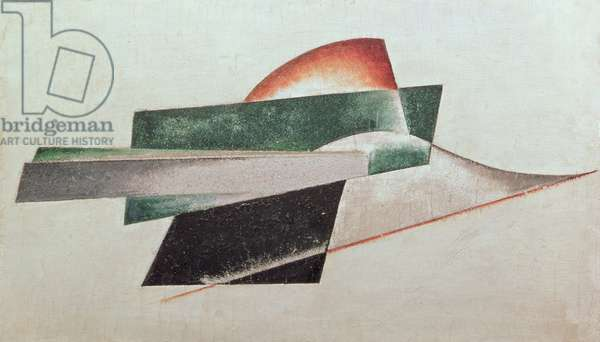 Composition, 1920 (oil on panel)