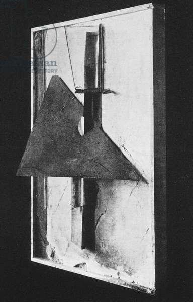 Corner-Counter Relief, 1913-14
