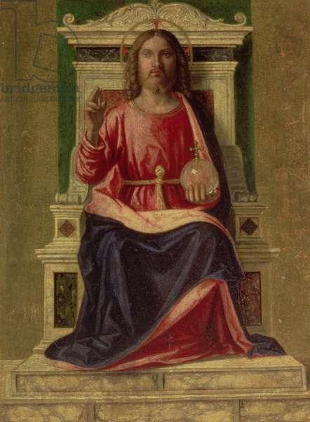 Christ Enthroned, c.1505