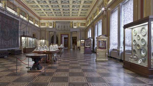 The Raphael Room at the Hermitage (photo)