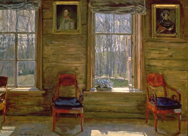 Lovely May, 1912 (oil on canvas)