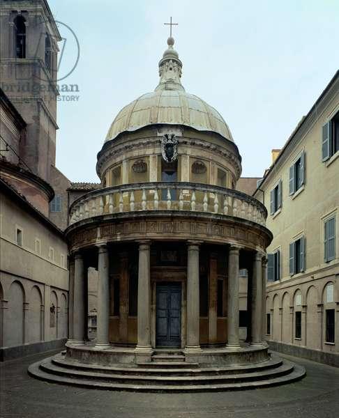 The Tempietto, 1508-12 (photo)