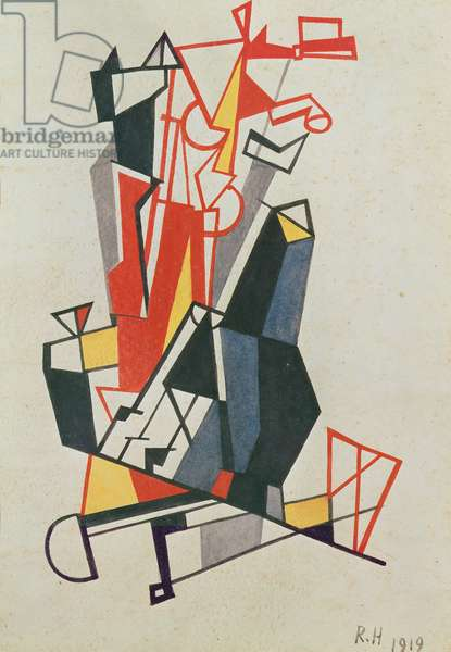 Untitled, 1919 (w/c on paper)