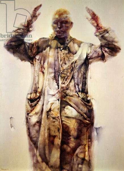 Surrender at Stalingrad, 1974 (oil on canvas)