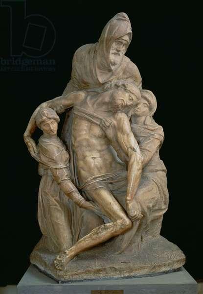 Pieta, 1553 (marble)