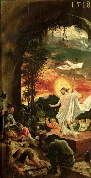 Resurrection of Christ, 1518