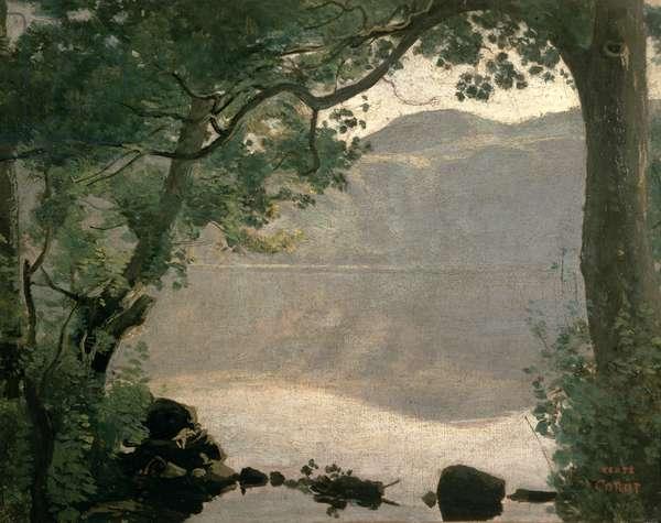 Lake Nemi, Italy 1843
