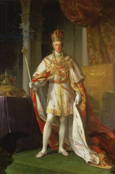 Emperor Franz II of Austria (1768-1835)