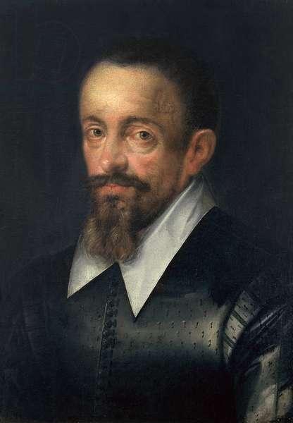 Johannes Kepler (1571-1630), astronomer, c.1612