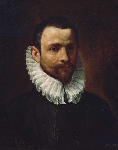 The Painter Lodewijk Toeput (1550-1603), called Pozzoserrato, 1585-87
