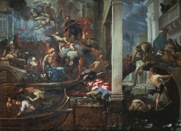 Death in Venice, 1666