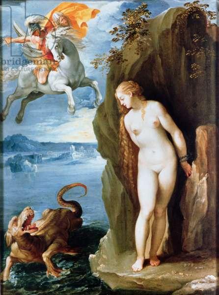 Perseus Rescuing Andromeda, 1602