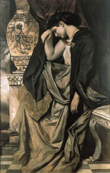 Medea, 1873 (oil on canvas)