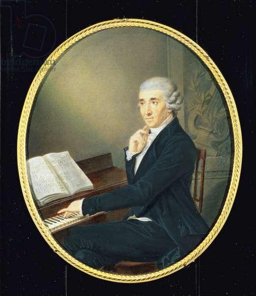 Joseph Haydn c.1795