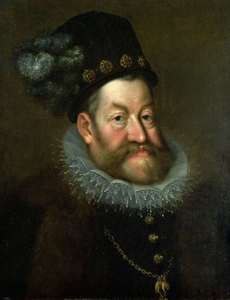 Rudolf II (1552-1612), 1600-3