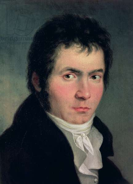 Ludwig van Beethoven (1770-1827), 1804 (detail of 13986)