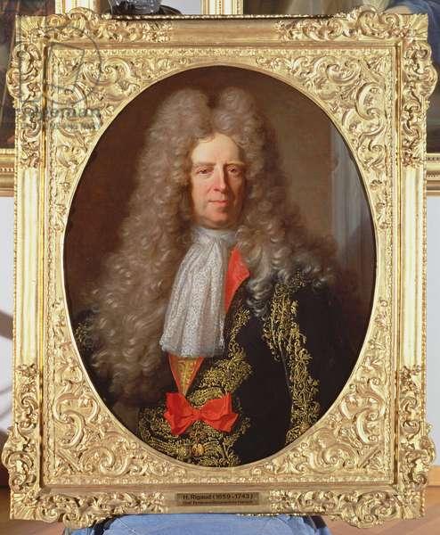 Count Ferdinand Bonaventura Harrach (1636-1706), Chief Steward to King Leopold I of Hungary (1640-1705), 1698