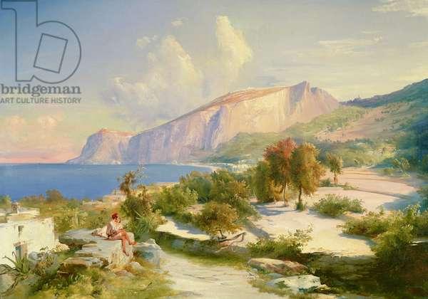 The Marina Grande, Capri, c.1829