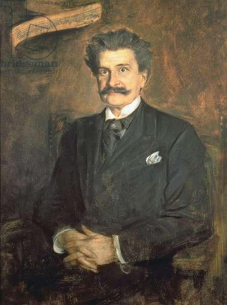 Johann Strauss the Younger, 1895
