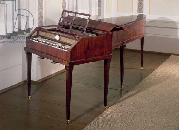 The concert piano of Franz Joseph Haydn (1732-1809) (photo)