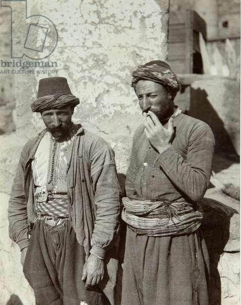 The Armenians (b/w photo)