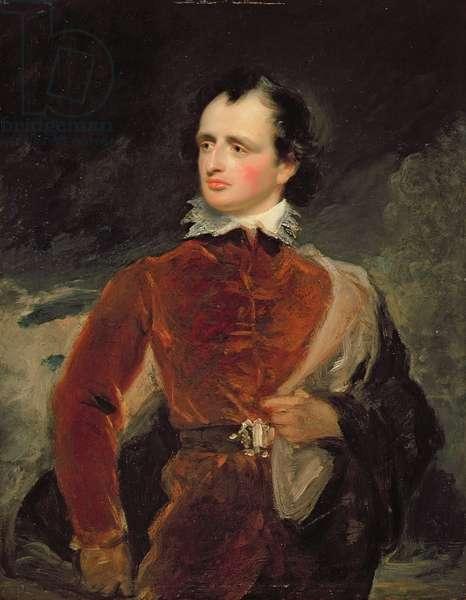 Portrait of Benjamin Robert Haydon (1786-1846), 1816 (oil on panel)