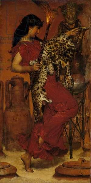 Autumn Vintage Festival, 1877 (oil on canvas)