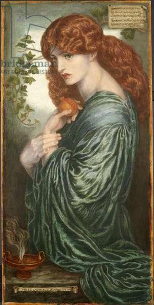 Proserpine, 1882  (oil on canvas)
