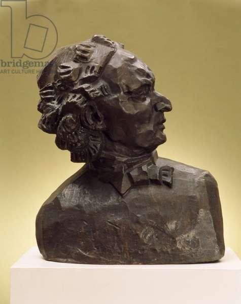 Alfred Wolmark (1877-1961) (bronze) (see also 189279)