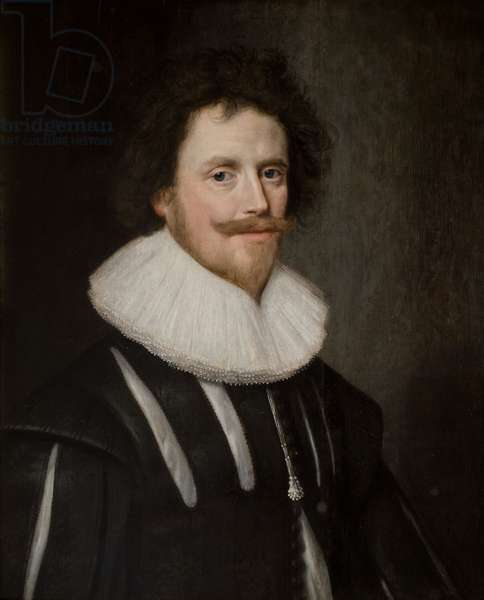 Sir Thomas Holte (1571-1654), 1st Baronet of Aston Hall, 1600-1700, c.1620 (oil on panel)