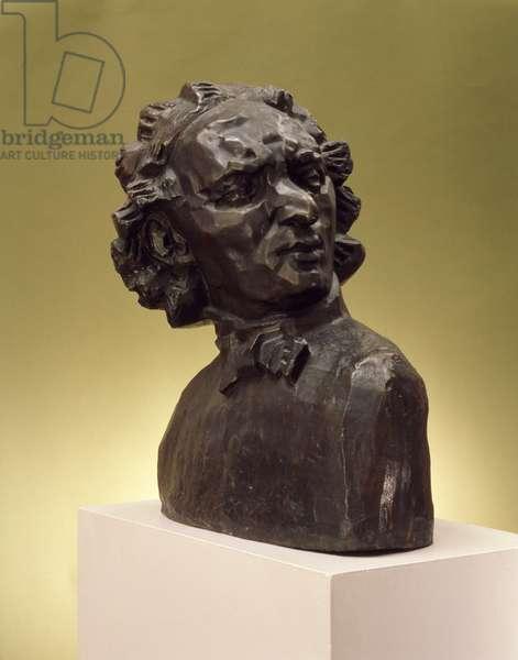 Alfred Wolmark (1877-1961), 1913 (bronze) (see also 189278)