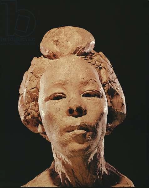 Madame Hanako, 1908 (clay)